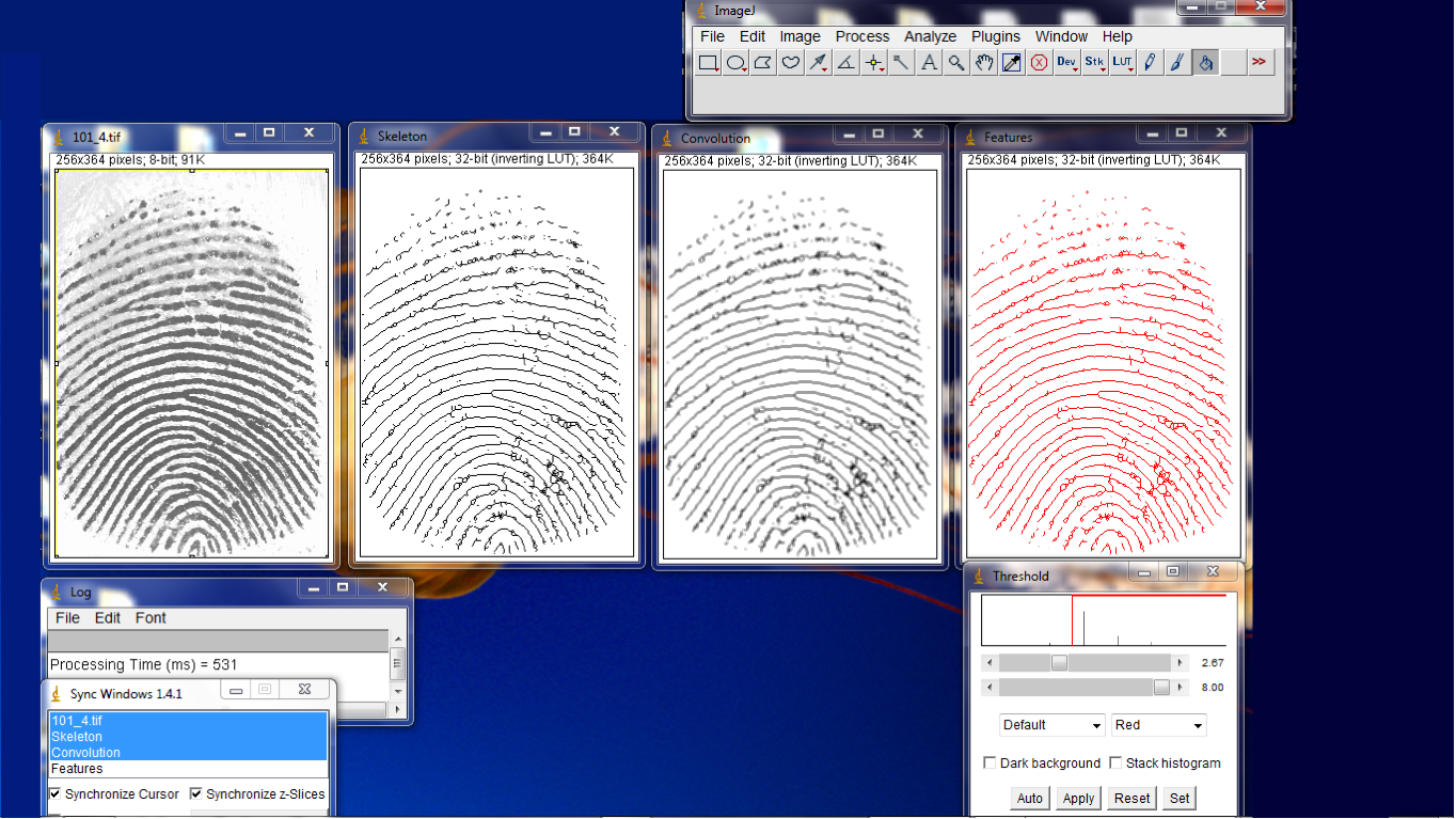 An example of Forensic Image Processing in ImageJ | MyCarta