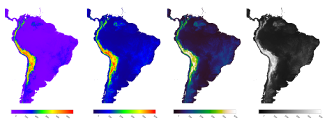 South_America_maps_LinearL_rainbow