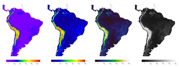 South_America_maps_LinearL_rainbow