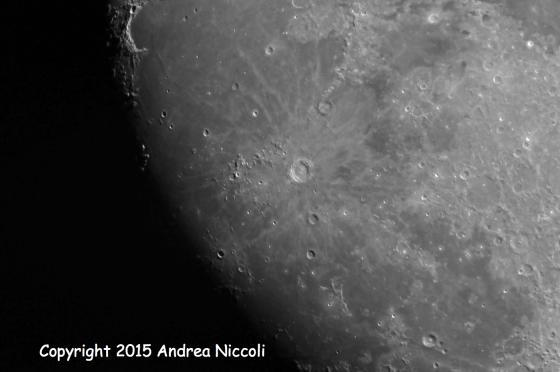 Copernicus - Appennines
